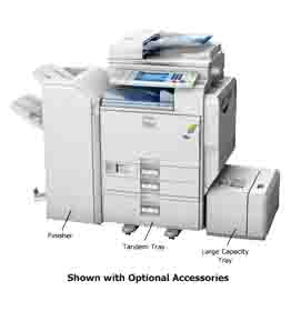 RICOH AFICIO MP C5501 Printer (REFURBISHED)