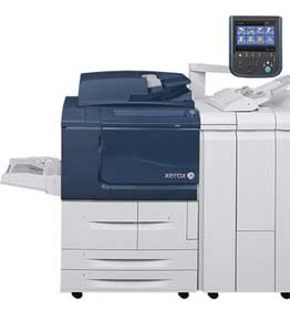 Xerox D95A Monochrome Production Printer Copier High Quality Photocopier Print Speed 100PPM
