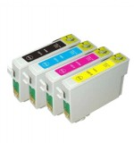 Compatible Epson (T069120) Black, (T069220) Cyan, (T069320)Magenta, (T069420)Yellow Ink Cartridge