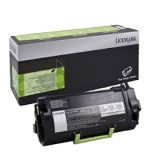 Genuine Lexmark 24B6186 Black Toner Cartridge