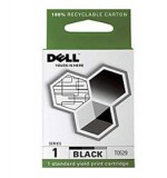 Genuine Dell T0529 (310-4142) Black High Yield Ink Cartridge 400 pg yield For Dell 720