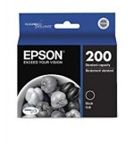 Genuine Epson T200120, T200220, T200320, T200420 200 DURABrite Ultra Color Ink Cartridge 4-Pack