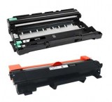 Brother TN-760, Brother DR-730 Compatible