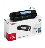 Genuine & Compatible Canon 106, CRG106 {0264B001} Black
