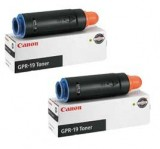 Genuine Canon 0387B003 (GPR-19) Black Laser Toner Cartridge