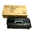 Genuine Copystar TK-719 (TK719) Black Toner Cartridge