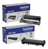 Brother DR-730, Brother TN-730 OEM