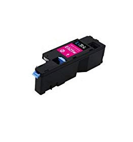 Compatible Dell 593-BBJV (WN8M9) Magenta Toner Cartridge 1,400 pg yield For Dell E525W