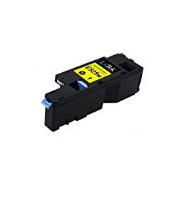 Compatible Dell 593-BBJW (MWR7R) Yellow Toner Cartridge 1,400 pg yield For Dell E525W