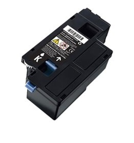 Compatible Dell 810WH 331-0778 (332-0407) Black High Yield Toner Cartridge 2,000 pg yield For Dell 1250c 1350cnw 1355cn