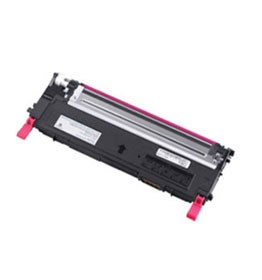 Compatible Dell J506K (330-3014) Magenta Toner Cartridge 1,000 pg yield For Dell 1230c 1235cn
