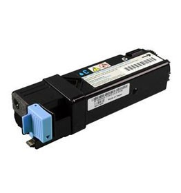 Compatible Dell KU051 (310-9060) Cyan High Yield Toner Cartridge 2,000 pg yield For Dell 1320c