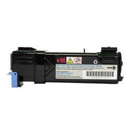 Compatible Dell WM138 (310-9064) Magenta High Yield Toner Cartridge 2,000 pg yield For Dell 1320c