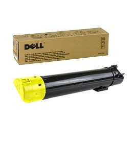 Genuine Dell 9MHWD (332-2116) Yellow Toner Cartridge 12,000 pg yield For Dell C5765 C5765dn