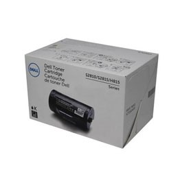 Genuine Dell D9GY0 (593-BBMF) Black High Yield Toner Cartridge For Dell S2810dn