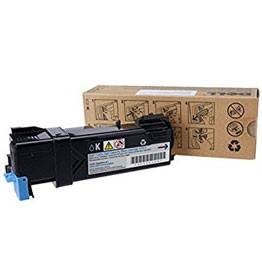 Genuine Dell DT615 (310-9058) Black High Yield Toner Cartridge 2,000 pg yield For Dell 1320c