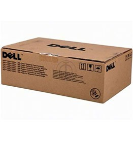 Genuine Dell M127K (330-3013) Yellow Toner Cartridge 1,000 pg yield For Dell 1230c 1235cn