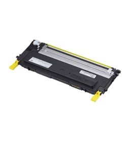 Compatible Dell M127K (330-3013) Yellow Toner Cartridge 1,000 pg yield For Dell 1230c 1235cn