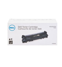 Genuine Dell P7RMX (593-BBKD) Black High Yield Toner Cartridge 2,600 pg yield For Dell E310dw, E514dw