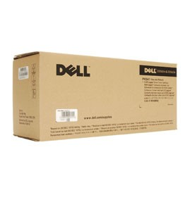 Genuine Dell PK492 (593-10337) Black Toner Cartridge 2,000 pg yield For Dell 2330d 350dn