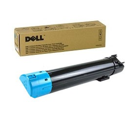 Genuine Dell T5P23 (332-2118) Cyan Toner Cartridge 12,000 pg yield For Dell C5765 C5765dn