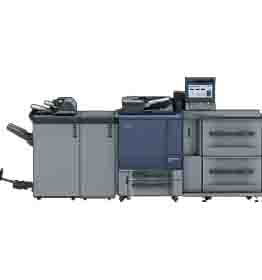 Konica Minolta AccurioPress C2070/C2060 RADF Trays-2 Print Scan Fax (REFURBISHED)