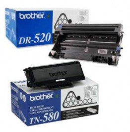 Brother DR-520, Brother TN-580 OEM