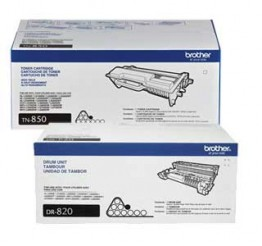 Brother TN-850, Brother DR-820 OEM