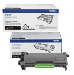 Brother  DR-820, Brother TN-880 OEM