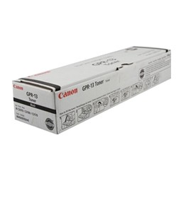 Brand New Genuine OEM Canon GPR-13 Toner BLACK, CYAN, MAGENTA YELLOW 8640A003(AA)