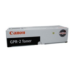 Genuine Canon GPR-2 Black Toner Cartridge 1389A004AA