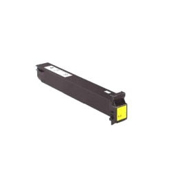 Compatible Konica Minolta TN-213Y, TN214Y Yellow Toner Cartridge For bizhub C200, bizhub C203 & bizhub C253