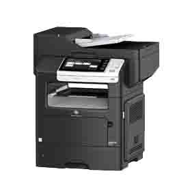 Konica Minolta Bizhub 4750 Copier Printer Scanner Network (REFURBISHED)